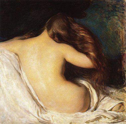 800px-Woman_drying_Hair